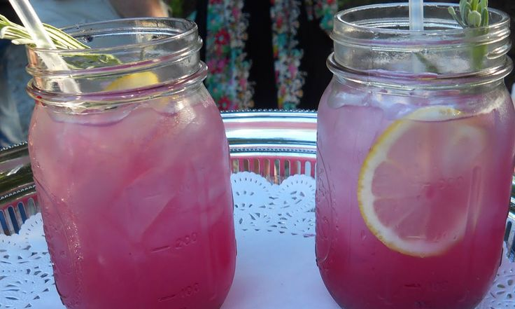 Come preparare la limonata alla lavanda per eliminare mal di testa e ansia | Pane e Circo | Bloglovin'
