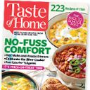 Taste of Home Magazine Moist Pumpkin Scones