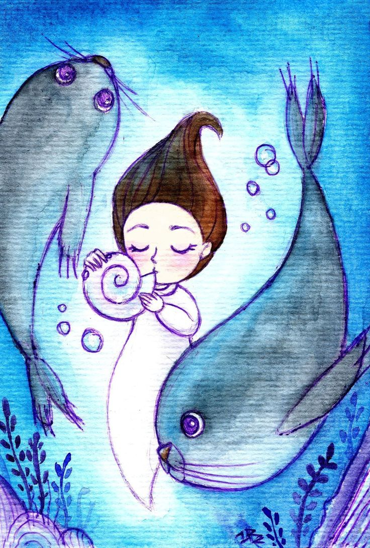 Song of the sea by zarielcharoitite.deviantart.com on @DeviantArt