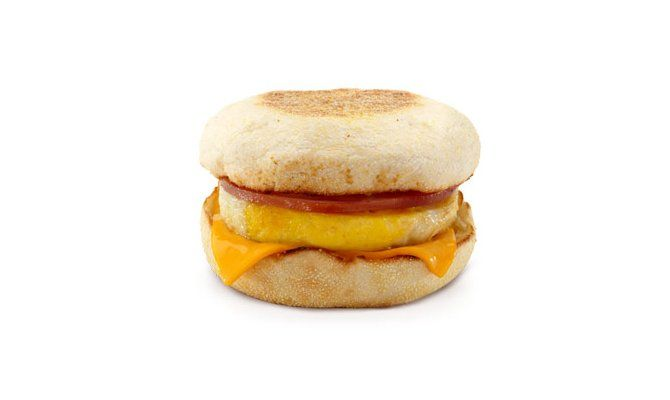 McDonald's Egg McMuffin | The Daily Meal