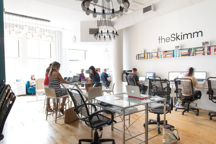 theSkimm's NYC office