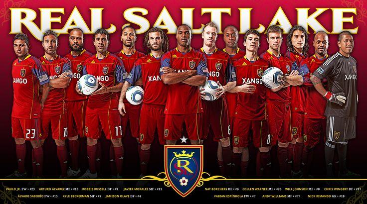 rsl soccer team - Google Search