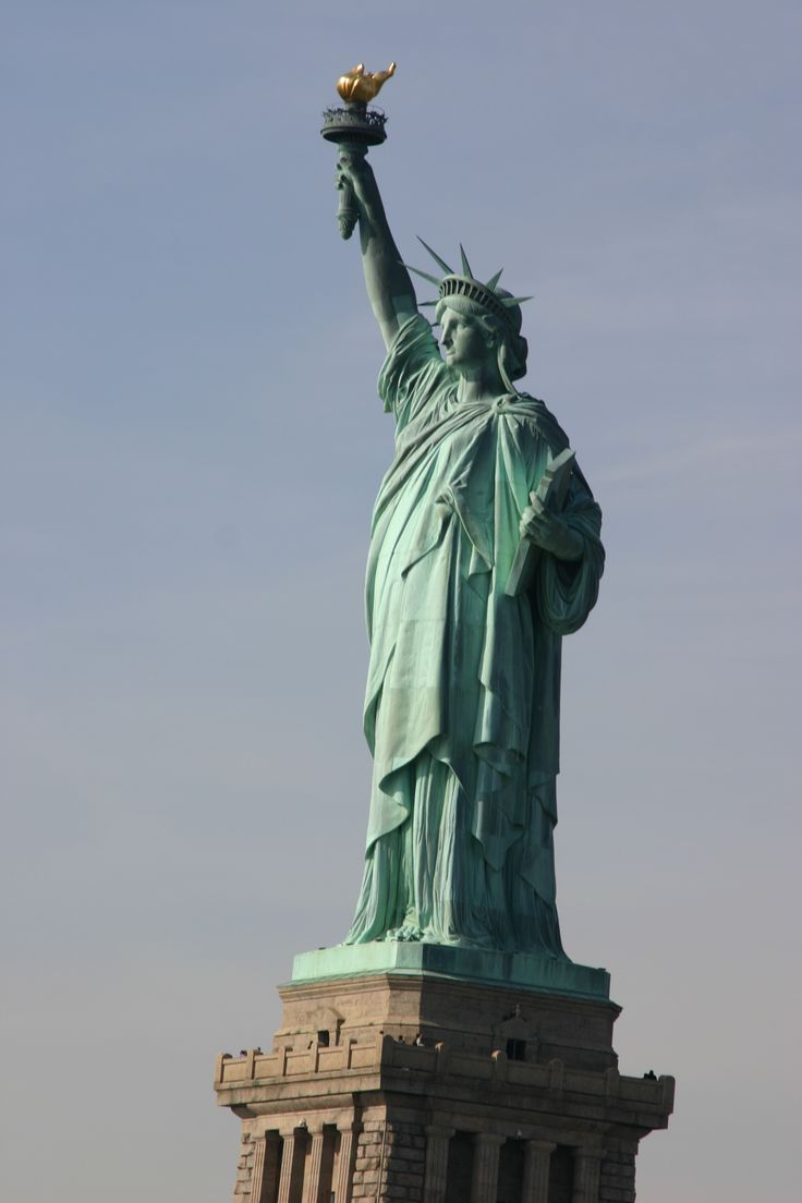 51 best statue of liberty images on pinterest statue of liberty ny stature of liberty 051101