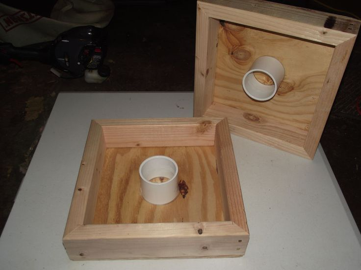 Washers Game Boxes FCAM Edition #woodworking #throwing #tray