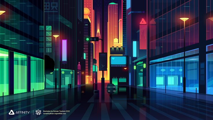 Affinity designer on Behance