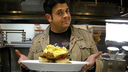 Man Vs Food Chicago Restaurant List