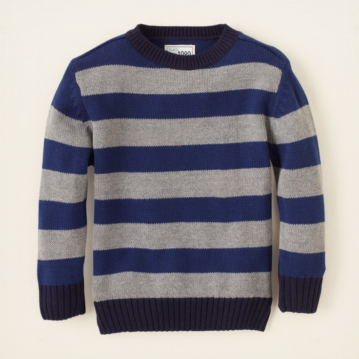 Baby Blue Old Navy Boy Sweater