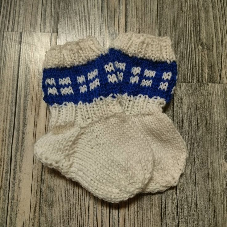 Suomi100 vauvasukat.