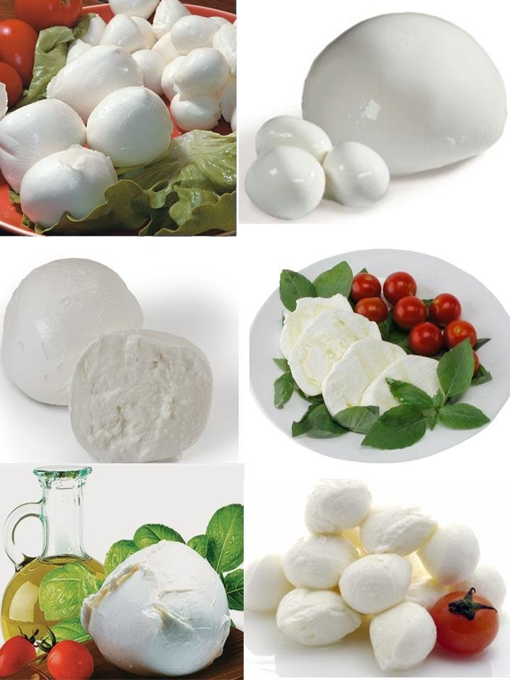 mozzarella di bufala... if you haven't tried it, you must (especially in an insalata caprese). yum!