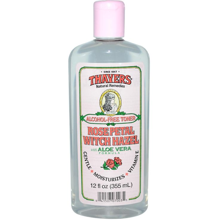 *The best toner ever!!!*  Coupon code for discount - EKO140  Thayers, Rose Petal Witch Hazel, with Aloe Vera Formula, Alcohol-Free Toner