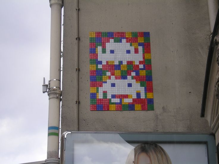 Pixel phil, Paris 2006