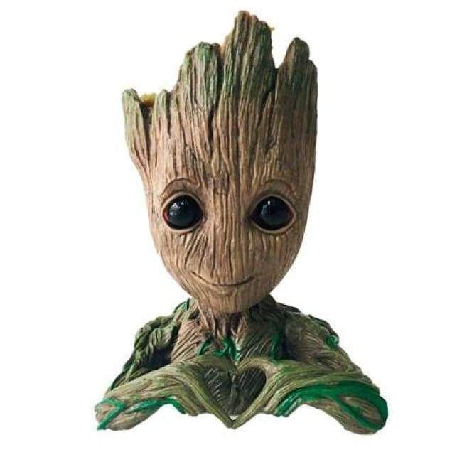 Baby Groot Baby Groot Guardians Of The Galaxy Toy Trees