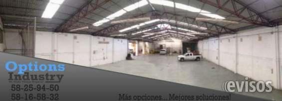 Nave en venta Naucalpan  NAVE A  oSuperficie de bodegas 1079 m2  oSuperficie de oficinas 95 m2 o2 entradas para ...  http://naucalpan.evisos.com.mx/nave-en-venta-naucalpan-id-605215