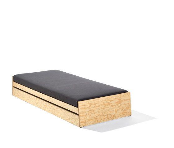 Lönneberga bed de Lampert | Camas individuales