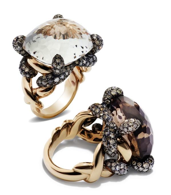 Pomellato-Tango rings