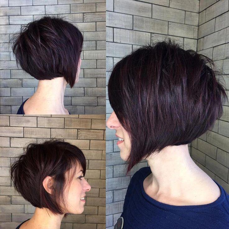 70 Greatest Bob Haircuts – Beautiful Bob hairstyles for Ladies 2018 #texturedBob