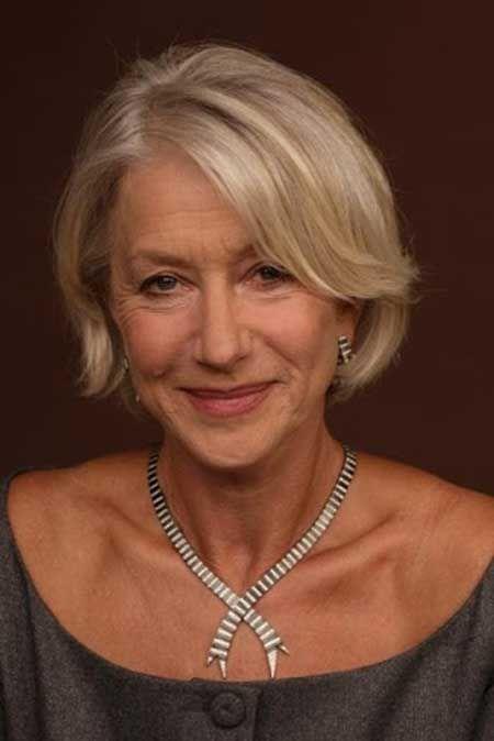 Shoulder Length Hairstyles For 50 Year Old Woman : 502 best shoulder length short images on pinterest