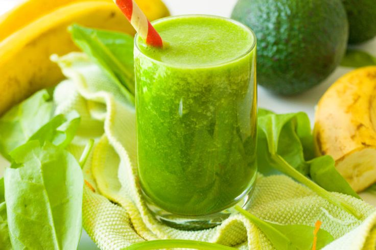 Chutné zelené smoothie od Janky Pastrnákovej