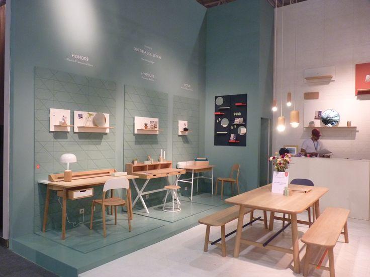 En Direct Du Stand HARTÔ Sur Maison U0026 Objet 2016 #septembre #2016 #MO. Osb  WoodWood DesignSalonsObject House