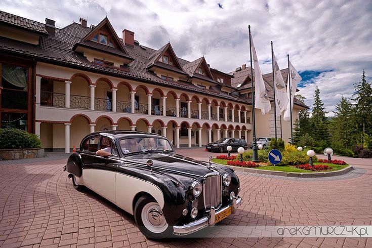 Wesele w Hotelu SPA Belvedere w Zakopanem