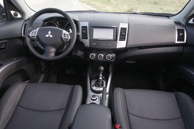 Mitsubishi Outlander '2009–12