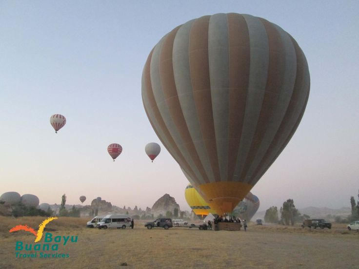 Flying Balloon Turkey!Must try!^^