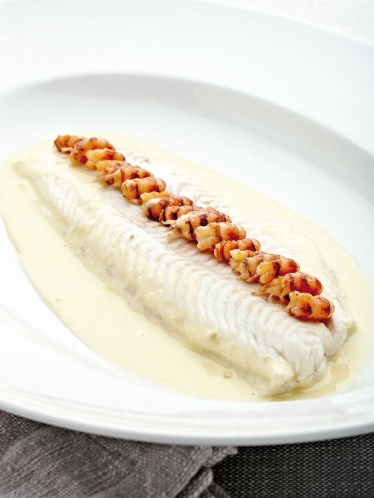 Recept voor zeetong in witte wijnsaus | njam!