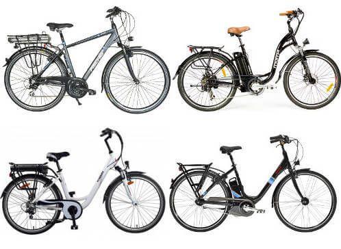 comparatif vélo électrique : le Gitane E Bike 1600€
