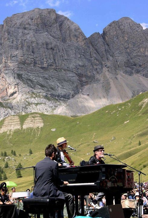 Francesco De Gregori @ Sounds of the Dolomites - ©Elisa Zanon - http://www.visittrentino.it/en/cosa_fare/eventi/dettagli/dett/eventi-i-suoni-delle-dolomiti