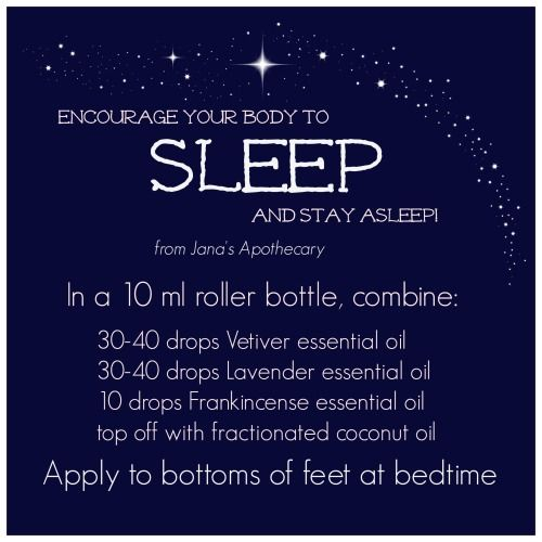 A great night's sleep with the help of doTERRA essential oils.