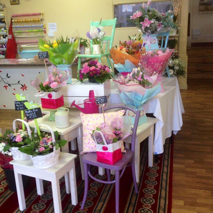 22 besten Unforgettable Flowers shop displays Bilder auf Pinterest ...