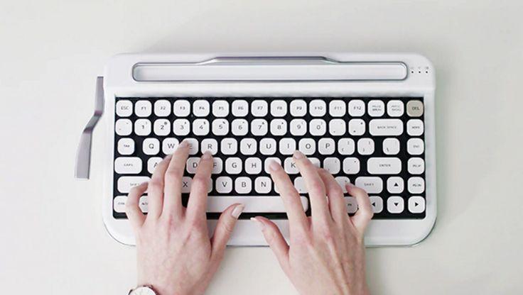 Si sois fans de los teclados puede que os interese saber que unos ingenieros especializados en estos desarrollos han creado un teclado portátil pensado para ...