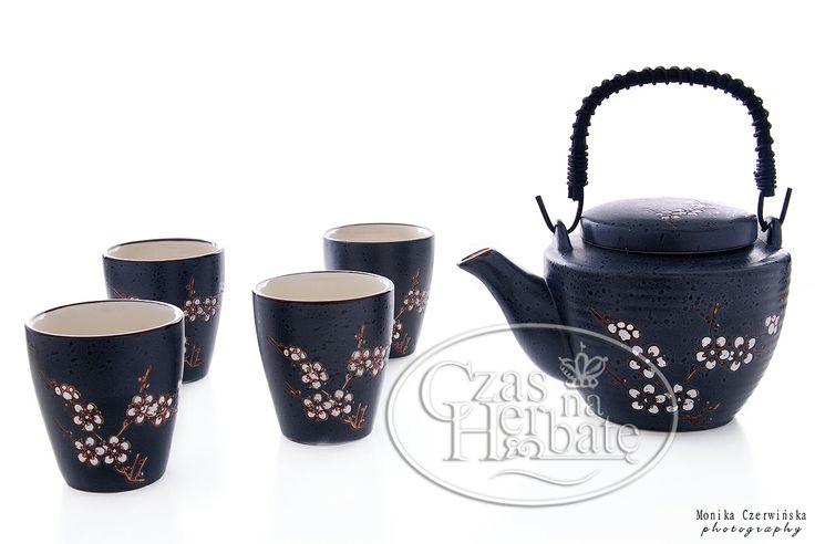 Wyjątkowy zestaw do przygotowania i delektowania się naparem herbacianym.