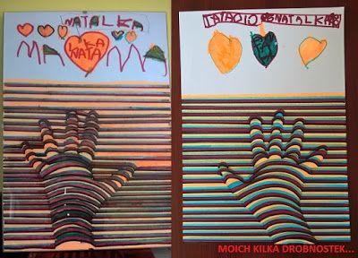Trójwymiarowa dłoń DIY. Pomysł na pamiątkę z dzieciństwa - robi wrażenie! / 3D child's hand DIY. The idea for memories from childhood - impressive!
