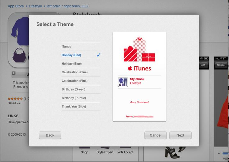 Give Stylebook Closet App   The Best Stocking Stuffer Ever! Click The Arrow  Next To