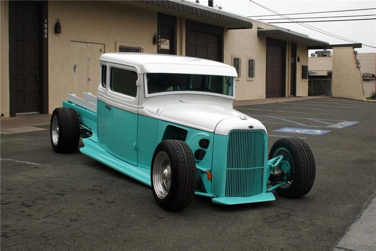 1933 FORD CUSTOM PICKUP - Barrett-Jackson Auction Company - World's Greatest Collector Car Auctions