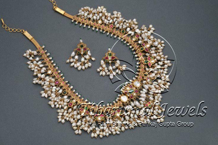 Butta Pusalu   Tibarumal Jewels   Jewellers of Gems, Pearls, Diamonds, and Precious Stones