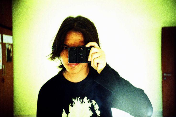 Lomo Selfie   LC-A    Kodak Elitechrome EB3 Cross-Processed