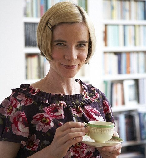 Dr Lucy Worsley - I Could Listen To Her All Day.