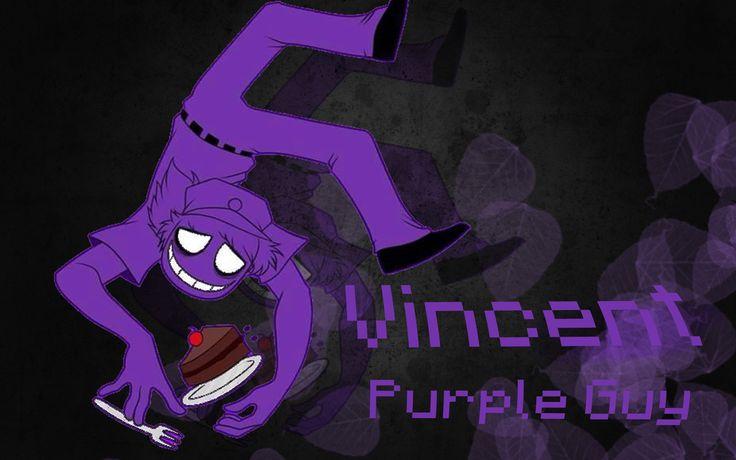 Fnaf Purple Guy Wallpaper - Buscar Con Google