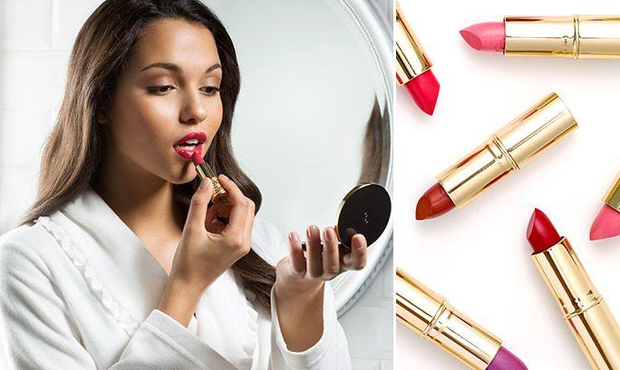 5 Truques para Lábios com Aspeto mais Volumoso! | Oriflame Cosméticos