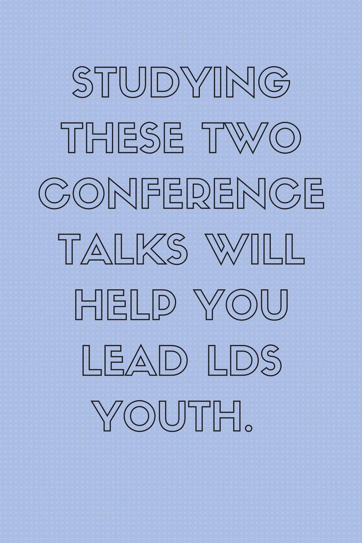 15 Talks All LDS Teens Need to Hear