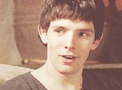 Only the most ADORABLE Colin GIF ever...It's impossible to watch this and not smile :)