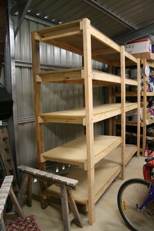 Inside Walls For Shed View Topic Shelving Inside A