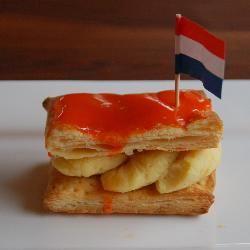Oranje tompoes @ allrecipes.nl