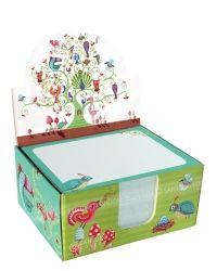Stationery :: Memo Blocks - SANTORO's Gorjuss, Popnrock, Swing Cards, tutti cuti, jeli deli, greeting cards, 3D cards, popup cards, statione...