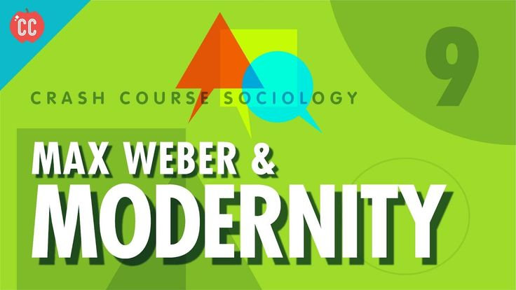 This week we are wrapping up our overview of sociology's core frameworks and founding theorists with a look Max Weber and his understanding of the modern wor...