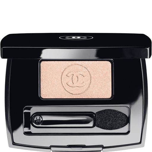 """Picture doesn't do it justice. Chanel """"lotus"""" shade is so pretty. Pretty by itself or pretty with a smoky eye."""