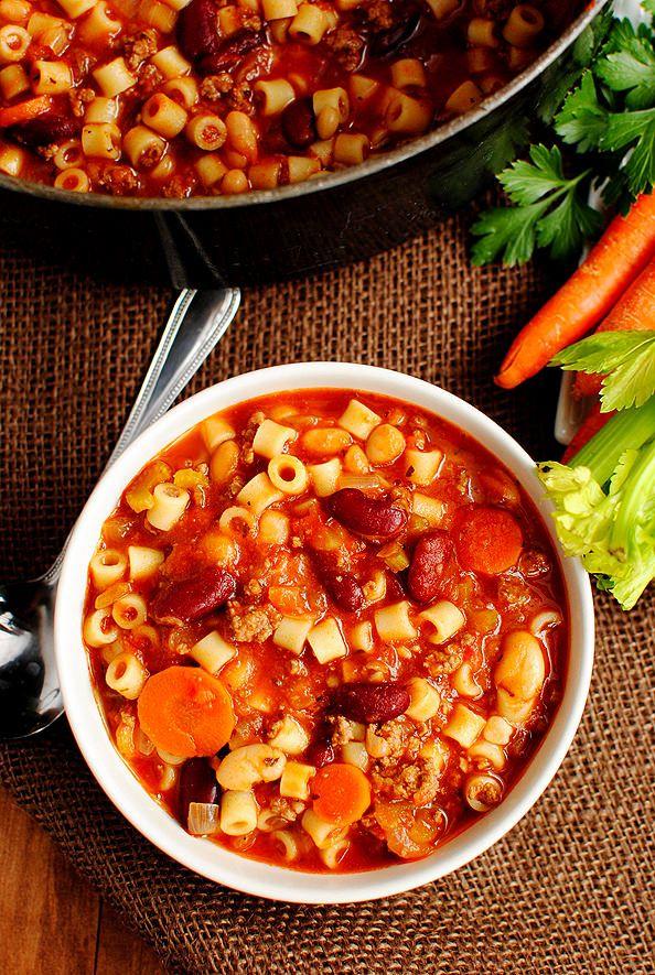 1000 Ideas About Pasta E Fagioli On Pinterest Fagioli Soup Soups And Pasta
