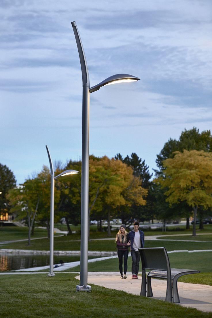 Landscape Forms 35 Collection Signal Light